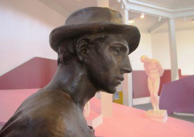 Arbeidaren i Ingebrigt Vik museum Foto Kabuso Ann Charlotte Ellingsen